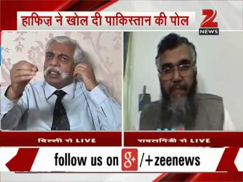 Panel discussion on Hafiz Saeed's support for jihad against India in Kashmir- Part II