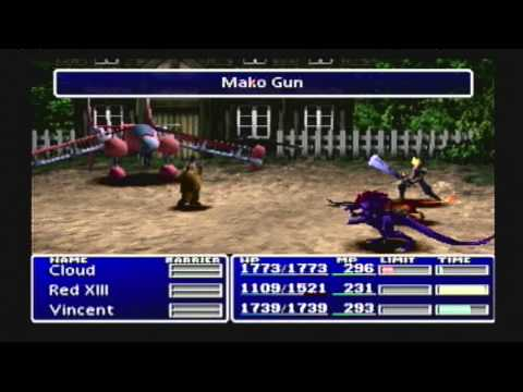 Final Fantasy 7 Part 15 ( Palmer )