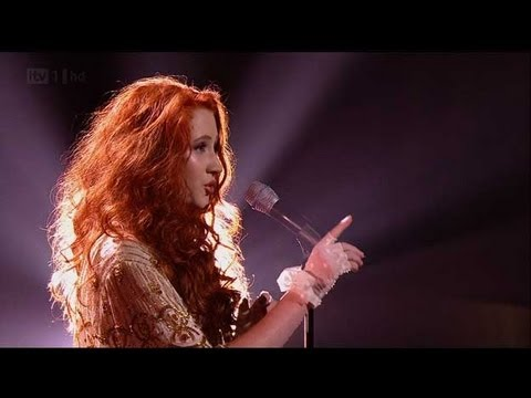 Janet Devlin wants to Fix You - The X Factor 2011 Live Show 1 - itv.com/xfactor