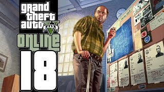 Let's Play GTA V Online (GTA 5) - EP18 - Prison Fight!