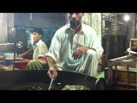 Misri Khan Kebab, Peshawar Special