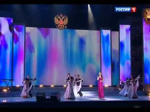 Над россией моей девятова