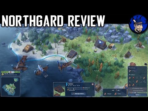 Indie Game Review: Northgard | RTS Viking Game | Great Indie Games on Steam
