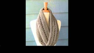 crochet scarf patterns for women