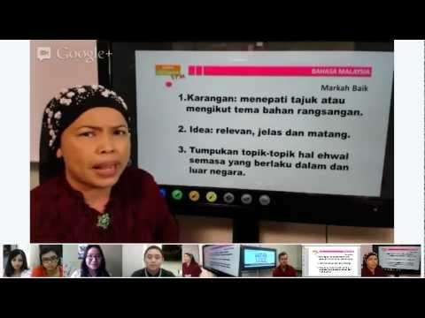 tutor tv spm english essay