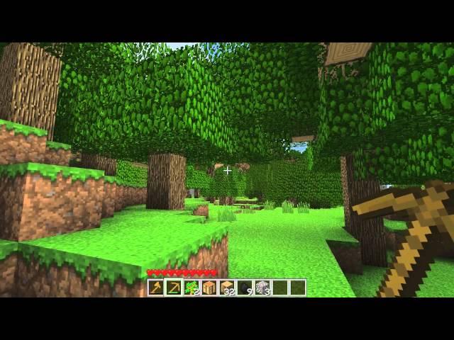 Minecraft Let's play česky S01E01 - Ach ty začátky