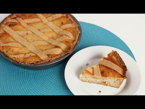 Pastiera Recipe- Italian Easter Pie - Laura Vitale - Laura in the Kitchen Episode 559