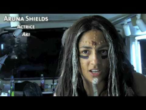 The Making Of Ao  - Aruna Shields Chats Behind The Scenes. video