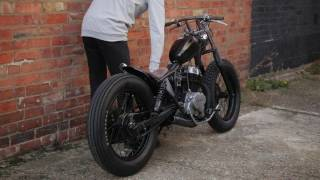 Honda Rebel Custom Bobber Chopper Build