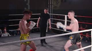 Evolution Fight Night 2 Aaron Clarke (Naas KB) -VS- Shane Mullen (SBG Tallaght)