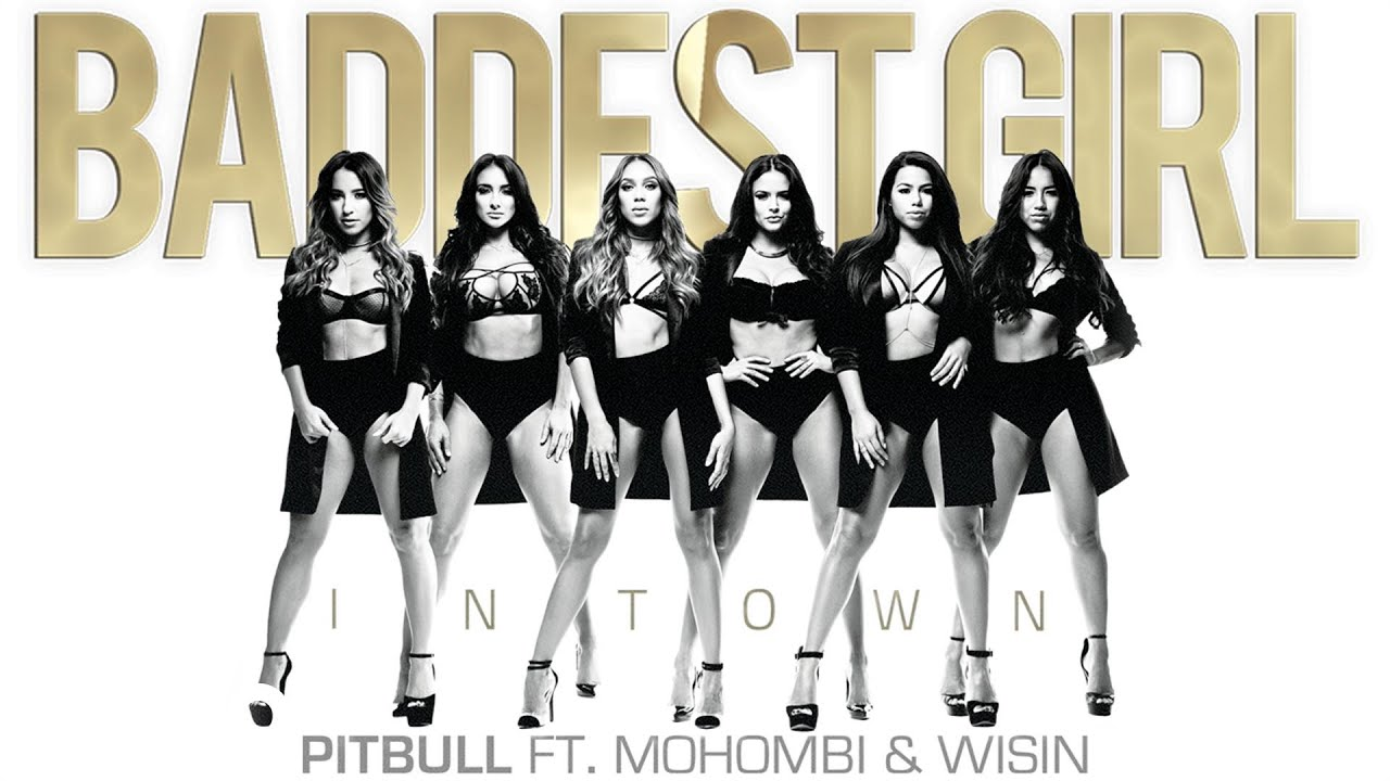 Baddest Girl In Town ft. Mohombi & Wisin (Audio)