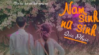 Nam sinh nữ sinh   Đức Phúc  OST EM GÁI MƯA  Lyric video Full HD