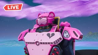 ROBOT FORTNITE EVENT LIVE! Robot vs Monster Event | Fortnite Live Stream