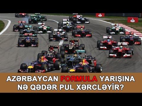 Azərbaycan Formula Yarışına Nə Qədər Pul Xərcləyir? #348