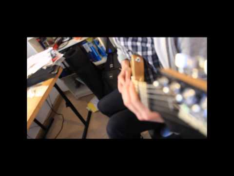 Leave Traces - Our Project - Guitar Playthrough