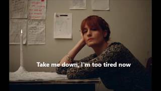 Download Lagu Florence + The Machine - Sky Full Of Song (Lyrics) Gratis STAFABAND