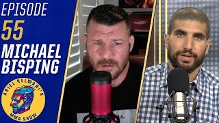 Michael Bisping tells story about going to prison, praises Leon Edwards | Ariel Helwani's MMA Show