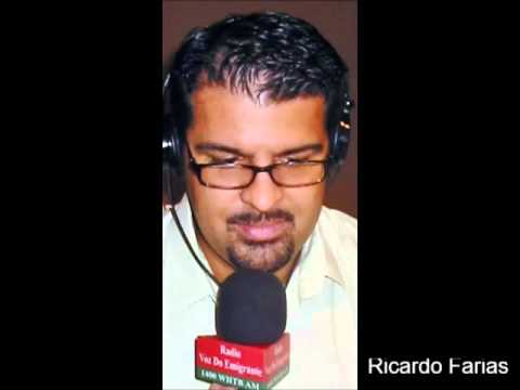 Tributo a Amalia na Radio Voz do Emigrante com Ricardo Farias