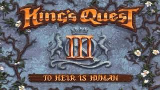 King's Quest III Redux - Title Screen