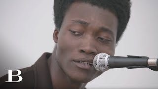 Benjamin Clementine - Live At The Burberry Prorsum Menswear S/S15 Show