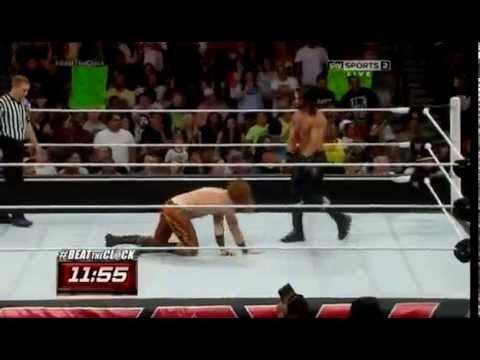 Wwe Monday Night Raw 04 .08. 2014 (full Show) video