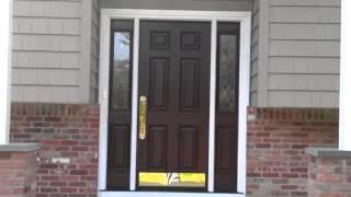 (2.16 MB) Wayne NJ, Front Entry Door Installation Contractor, Sidelights Passaic County Mp3