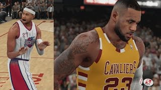 NBA 2K16 PS4 My Career - Young Blood's Leaning!