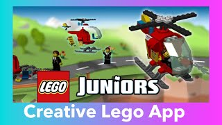 LEGO Juniors Create & Cruise HD Kids games and apps