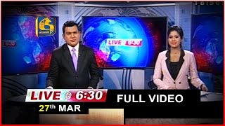 Live at 6.30 News � 2017.03.27