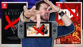 The Reason I Am BOYCOTTING The Nintendo Switch!