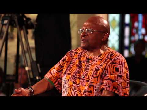 Desmond Tutu: South Africa's inequality is agonising