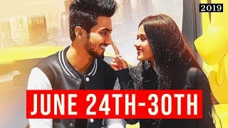 Top 10 Hindi/Indian Songs of The Week June 24th-30th 2019 | New Bollywood Songs Video 2019!