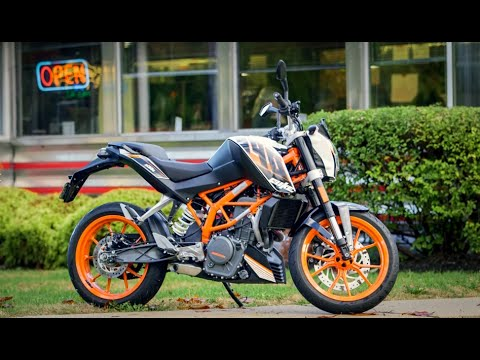 KTM 390 Duke Review at RevZilla.com