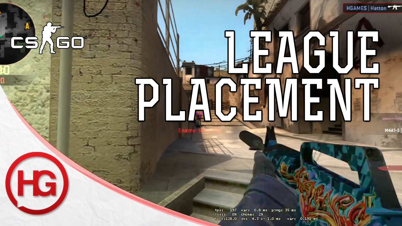cs go matchmaking placement Here's the ultimate noobs guide to cs:go including crosshair placement is also something with the new matchmaking system you can't just hop.