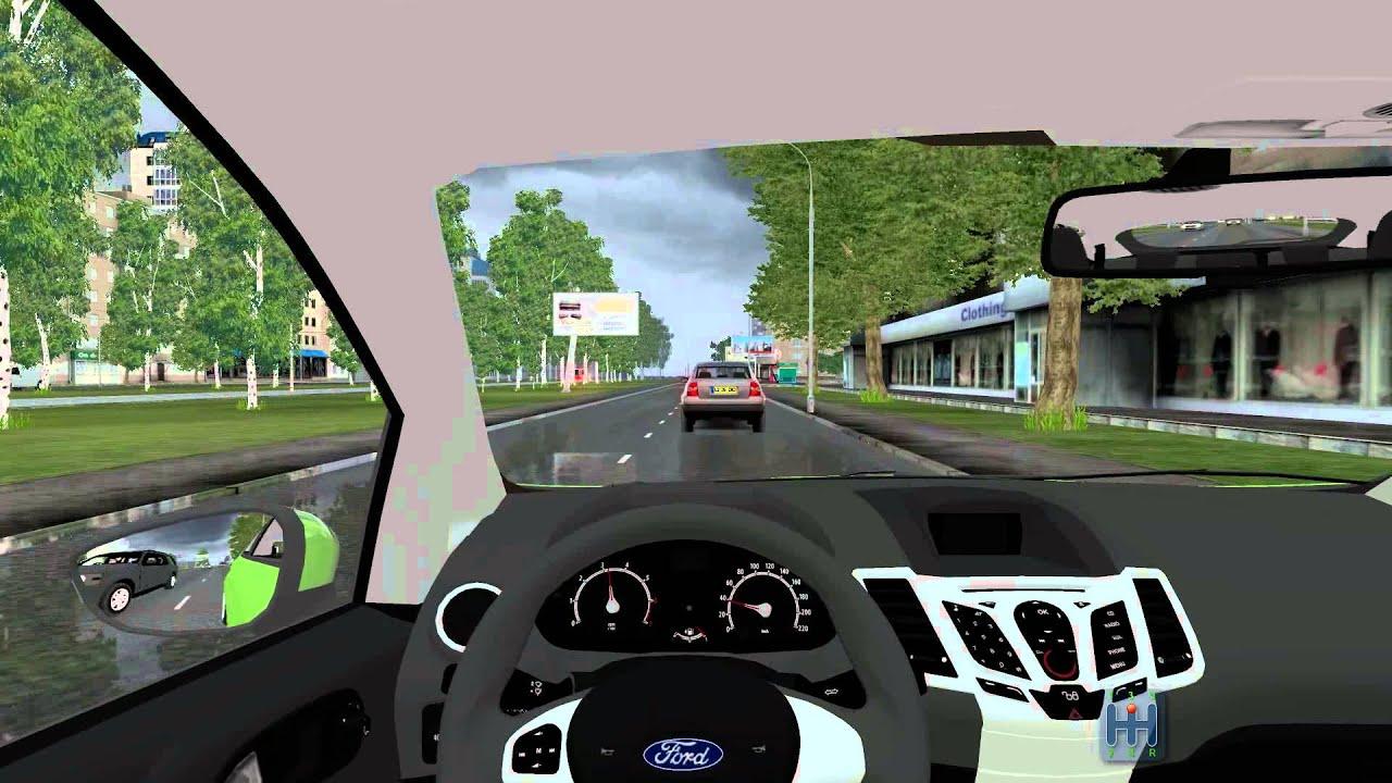 City Car Driving - Другие игры - ETS2MODS 33