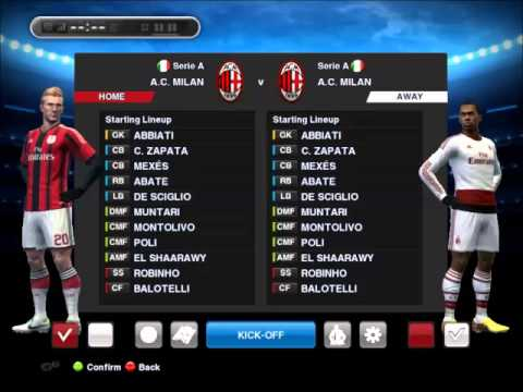 Download PES 2013 Patch 2015