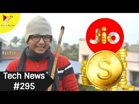 Tech News of The Day #295 - Jio Coin,Nokia Asha Phone,GoPro HERO6,Xiaomi Suspends,HTC U11 EYEs