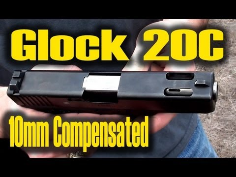 Glock 20 (10mm) with KKM 6 inch barrel