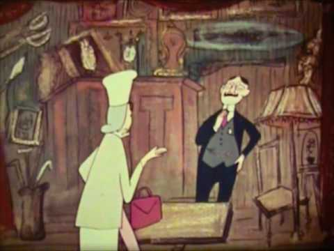 Sunshine by Ludwig Bemelmans (16 mm animated film)