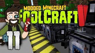 Shooting range! | #11 | FoolCraft 2 | Modded Minecraft 1.10.2