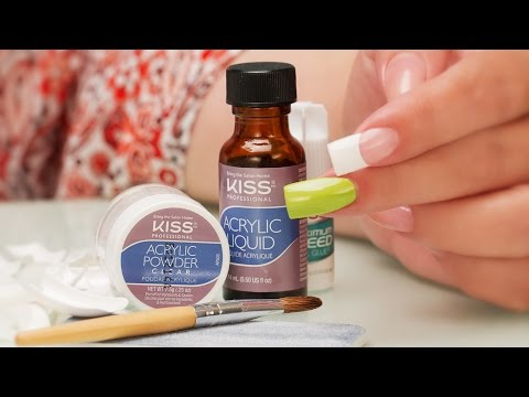 DIY: Kiss Acrylic Kit - A Pro Review