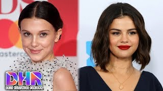 Download Lagu Millie Bobby Brown BULLIED on Twitter - Celebs DEFEND Selena Gomez For Being Called Ugly (DHR) Gratis STAFABAND