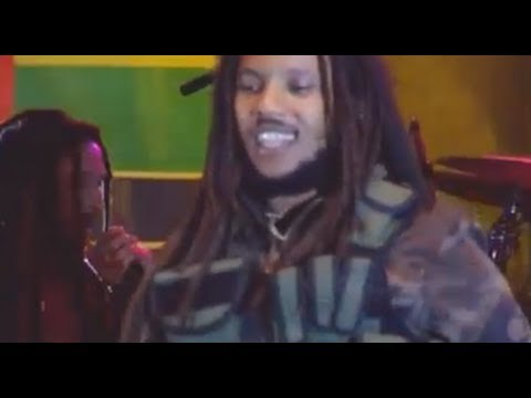 The Marley Brothers - Smile Jamaica Concert