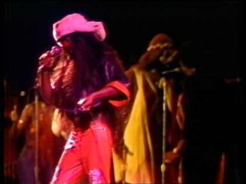 Parliament Funkadelic - Give Up The Funk - Mothership Connection Houston 1976
