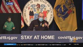 Coronavirus In New Jersey: Gov. Murphy Updates On Status Of COVID-19