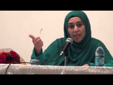 Yasmin Mogahed: When You Struggle Day To Day To Do Basics