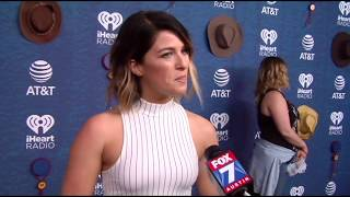 Download Lagu Interview with Cassadee Pope at iHeartCountry Festival | 5/2018 Gratis STAFABAND
