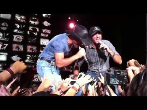 Hard Rock Pavilion: Tim McGraw - Back When  w/ Luke Bryan