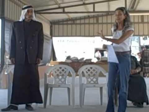 Al-Arakib, A Repeatedly Demolished Bedouin Village in Israel's Negev Region