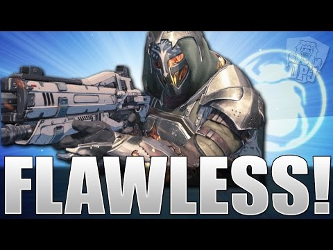 Destiny: Complete Trials Of Osiris 9-0 Flawless Gameplay! W/ Light House Loot Rewards